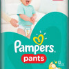 Pampers Pants S4, 52 gab., JP